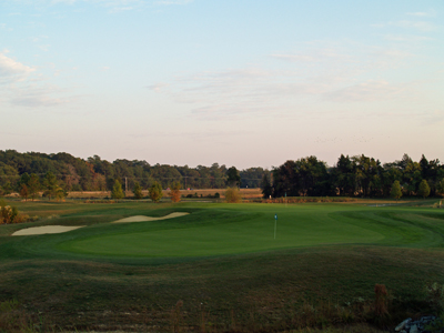 Blue Heron Golf Course Hole #12 Green