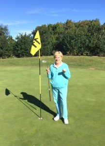 Jean Sadler Hole 11 August 30, 2016