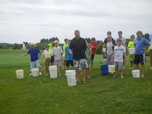 Junior League Ice Bucket Challenge